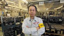 When Kaoru Eguchi, deputy general manager of Nissan's Iwaki plant, saw the damage after the March earthquake, he thought the plant was finished. (Junko Kimura for The Globe and Mail/Junko Kimura for The Globe and Mail)