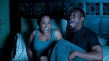 """A scene from """"A Haunted House"""" (Will McGarry)"""