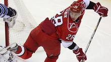Carolina Hurricanes' Alexander Semin. (Reuters)