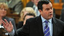 Immigration Minister Jason Kenney speaks in the House of Commons on Nov. 23, 2011. (Sean Kilpatrick/Sean Kilpatrick/The Canadian Press)
