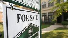 House for sale in Toronto's Forest Hill neighbourhood (Gloria Nieto/The Globe and Mail)