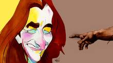 Drawn Off Topic: Supertramp co-founder Roger Hodgson on God (Anthony Jenkins/The Globe and Mail)