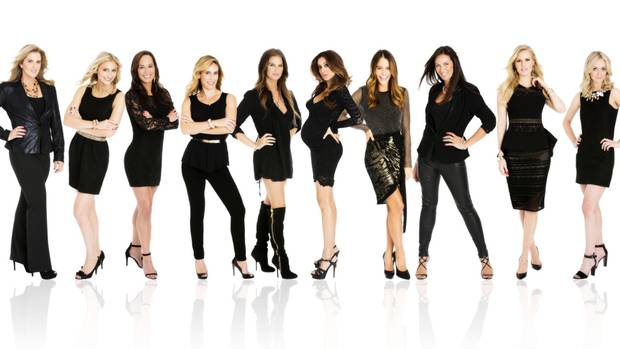 Ugh... They Went There: Full Cast Of 'Hockey Wives' Revealed