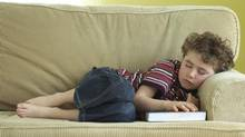 """There shouldn't be too much physical activity because it raises core body temperature and when temperature is higher they're less likely to be able to fall asleep,"""" De Koninck says (Jacek Chabraszewski/iStockphoto)"""