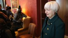 Incoming Fed chairwoman Janet Yellen will have to contend with an interesting cast of policy makers in 2014. (Jonathan Ernst/Reuters)