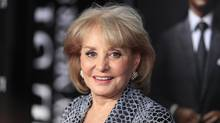 Barbara Walters in New York Sept. 20, 2010. (LUCAS JACKSON/REUTERS)