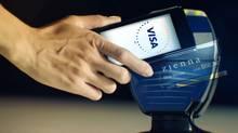 Visa digital wallet ad (VISA)