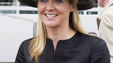 Tatler editor-in-chief Kate Reardon was pilloried in the British press for her graduation speech telling girls that being polite is preferable to being ambitious. (David Hartley/REX/Rex Feature Ltd.)