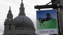 Rebounding financial stocks such as Lloyds have helped Dynamic European Value fund outperform its peers this year. (Stefan Wermuth/REUTERS)