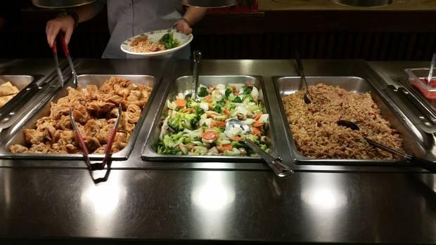 Best Chinese Food Buffet Edmonton