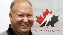 Benoit Groulx will lead Canada's 2015 World Junior Hockey squad (Sean Kilpatrick/The Canadian Press)