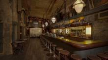 Get the feel of Prohibition-era Savannah, Ga. at the Los Angeles bar Sassafras.