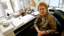 'The lack of work-life balance is a huge factor underlying depression [for women],' says Donna Stewart, of the University of Toronto. J.P. Moczulski FOR THE GLOBE AND MAIL (J.P. MOCZULSKI/J.P. MOCZULSKI)