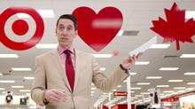 Target Canada president Tony Fisher says the retailer is 'seeing people really respond to our brand here.' (Tim Fraser For The Globe and Mail)