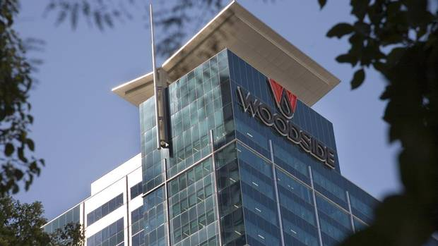 Kitimat lng gets boost from australia s woodside petroleum for 137 st georges terrace perth