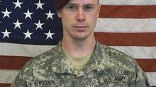 This undated file image provided by the U.S. Army shows Sgt. Bowe Bergdahl. (Uncredited/AP)