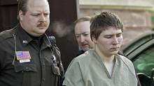 "A federal court in Wisconsin on Friday overturned the conviction of Brendan Dassey, a man found guilty of helping his uncle kill Teresa Halbach in a case profiled in the Netflix documentary ""Making a Murderer."" (MORRY GASH/AP)"