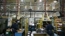 Martinrea factory (Charla Jones/The Globe and Mail)