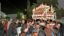 Easter is holiday the entire island participates in, locals and tourists alike. Frank Marpissa