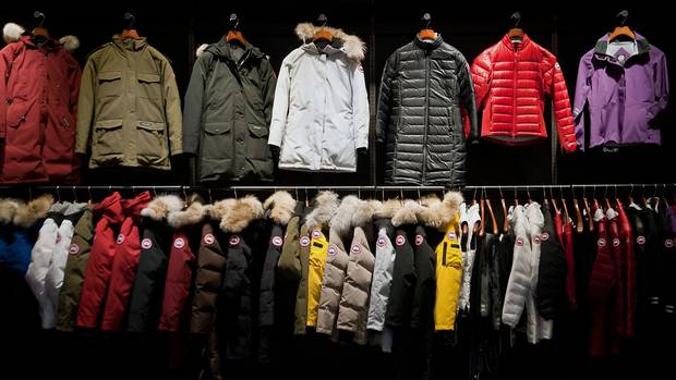 Canada goose ipo globe and mail