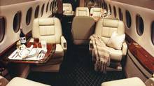 Aerospace Concepts is a Montreal company that specializes in refurbishing the interiors of private jets. (Aerospace Concepts)