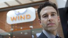 The deal will see Globalive Capital, an investment company run by Wind's founder Anthony Lacavera, acquire all of VimpelCom Ltd.'s direct and indirect debt and equity interests in the Canadian company. (Deborah Baic/The Globe and Mail)