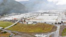 Rio Tinto digs deep for Kitimat project with eye on future payoff, (Rio Tinto Alcan/Rio Tinto Alcan)
