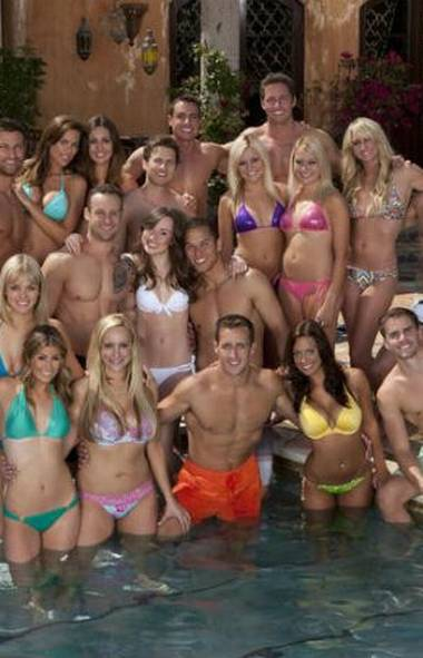 REALITY: Bachelor Pad (ABC, OMNI-1, 8 p.m.) What becomes of the broken-hearted? If they happen to be rejects from reality series, very often they resurface in this unusual program, back tonight for its third summer season. Hosted by Chris Harrison, the no-frills format drops 20 young and attractive singles – 10 men, 10 ladies – into a mansion. Five answered a casting call on the ABC website; the other 15 are castoffs from The Bachelor and The Bachelorette. As before, the participants scheme against each other and compete in challenges toward the $250,000 grand prize. The fun starts in tonight's opener with the participants coupling up and then trying to help each other not fall out of heart-shaped cups hoisted high above the ground.