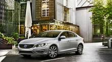 The 2014 Volvo S60 T6's exterior shape is clean, with just enough detailing here and there to pique interest. (Volvo)