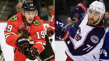 Blackhawks' Toews, Blue Jackets' Foligno named NHL all-star ...
