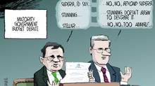 (BRIAN GABLE/THE GLOBE AND MAIL/BRIAN GABLE/THE GLOBE AND MAIL)