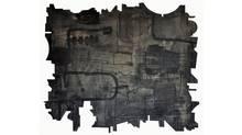 Radoslaw Kudlinski Movement #36. Melatonin Room, 2012 Oil and mixed media on canvas 72 x 60 inches