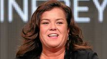 "Rosie O'Donnell speaks during the ""The Rosie Show"" panel at the 2011 Summer TCA Tour on July 29 in Beverly Hills, Calif. (Frederick M. Brown/Getty Images)"