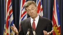 As British Columbia's Attorney General, Geoff Plant introduced the Lobbyists Registration Act concerned it might fail because lobbyists would somehow find a way to ignore it. Instead, they are now being punished for their errors in trying to comply with it. (Debra Brash/CP)