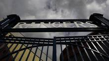 The Rangers Ibrox stadium is seen in Glasgow, Scotland April 24, 2012. (David Moir/Reuters/David Moir/Reuters)