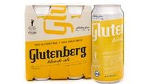 Glutenberg's Blonde Ale, made with millet and corn, tastes more like typical beer than do other gluten-free options, which are usually made with buckwheat, sorghum or rice. The Ale will be available on LCBO shelves.