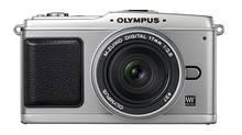 The Olympus PEN camera.