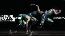 Nike I am the bullet in the chamber ad with Oscar Pistorius.