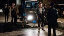 "A scene from ""Lawless,"" starring Shia LaBeouf, Tom hardy, Jason Clarke, Guy Pearce and Gary Oldman (Handout)"