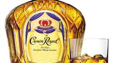 CROWN ROYAL (whisky) Annual sales, 2011: 44.1 million litres Top markets: U.S., Canada, France