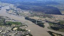 The $3.5-billion bridge to replace the Massey Tunnel was at the top of B.C.'s priorities for funding, but didn't make the cut.