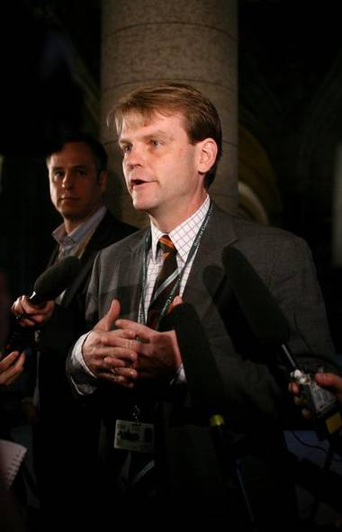 WHO: Chris Alexander, MP for Ajax-Pickering, Ontario WAS: Parliamentary Secretary to Defence Minister NOW: Minister of Citizenship and Immigration BACKGROUND: Mr. Alexander worked in the Canadian Foreign Services for 18 years -- including serving as Canada's ambassador in Kabul -- before he was elected an MP in May, 2011. Mr. Alexander was also a Deputy Special Representative of the UN's Assistance Mission in Afghanistan between 2005 and 2009. (Dave Chan For The Globe and Mail)