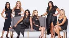The cast of The Real Housewives of Toronto. (Handout)