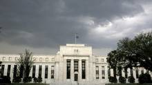 The Federal Reserve Building in Washington (JIM BOURG/REUTERS)