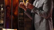 Gordon Ramsay in a scene from Master Chef. (Greg Gayne/Fox)
