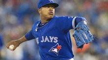 Toronto Blue Jays starting pitcher Marcus Stroman (Fred Thornhill/The Canadian Press)