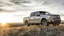 The 2018 model of Ford's F-150 pickup comes in diesel.'That such a popular vehicle has a diesel option is a pretty strong statement,' one observer says. (Ford Motor Co.)