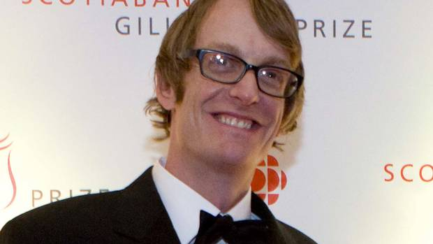 <b>Patrick deWitt</b> wins Stephen Leacock Medal for Humour - The Globe and Mail - WEB-dewitt