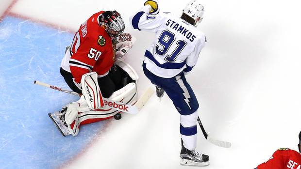 Mirtle: Lightning-Blackhawks Shaping Up To Be Best Cup Final In Ages