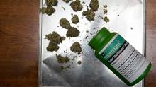 Health Canada changed its regulations in April to put prescribing of therapeutic marijuana in the hands of physicians. (Glenn Lowson for The Globe and Mail)
